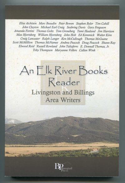 An Elk River Books Reader Livingston and Billings Area Writers, Jones, Allen (ed)