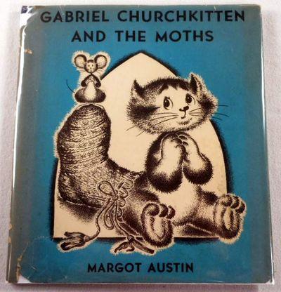 Gabriel Churchkitten and the Moths, Austin, Margot