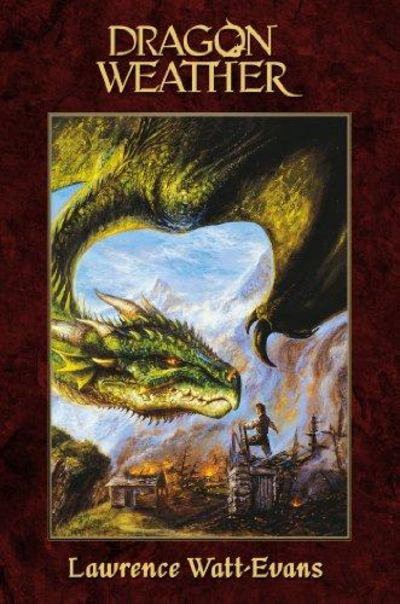 Image for Dragon Weather (Obsidian Chronicles)