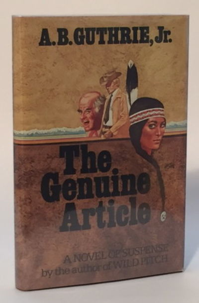 The Genuine Article, Guthrie, A.B. Jr.