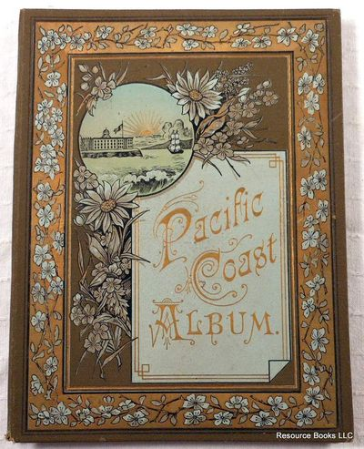 Pacific Coast Album.  With Views of Yosemite, Big Tree Grove, and Various Points of Interest, C. P. Heininger, Publisher