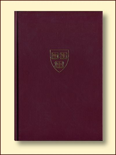 Harvard College Class of 1960 Thirty-fifth Anniversary Report