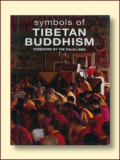 Symbols of Tibetan Buddhism, Levenson, Claire , Foreward By the Dalai Lama