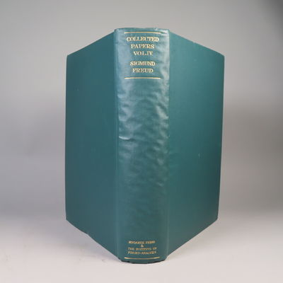 Image for Collected Papers (Vol. I: Early Papers & On the History of the  Psychoanalytical Movement, Vol. II: Clinical Papers & Papers on Technique,  Vol. III: Case Histories & Vol. IV: Papers on Metapsychology & Papers on  Applied Psycho-Analysis)