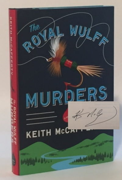 The Royal Wulff Murders, McCafferty, Keith