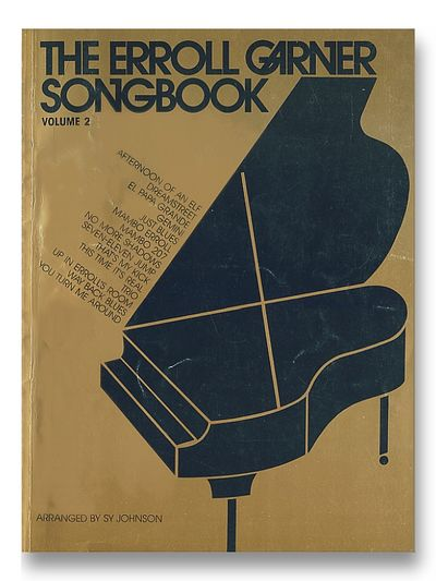 THE ERROLL GARNER SONGBOOK, VOLUME 2, Garner, Erroll