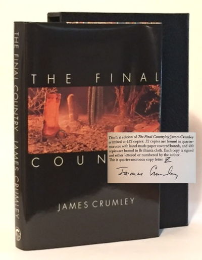 The Final Country, Crumley, James