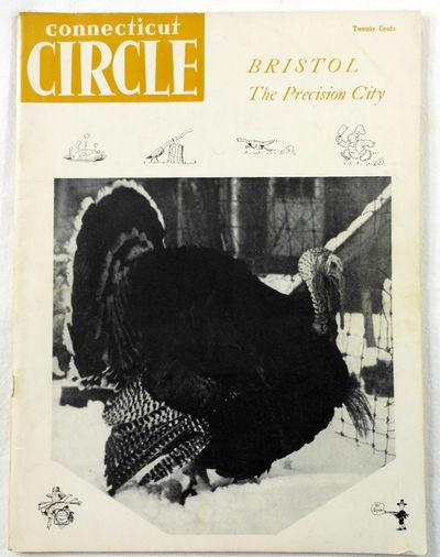Connecticut Circle. Vol. VI, No. XI, November, 1943. The Magazine of the Constitution State, Connecticut Circle Magazine
