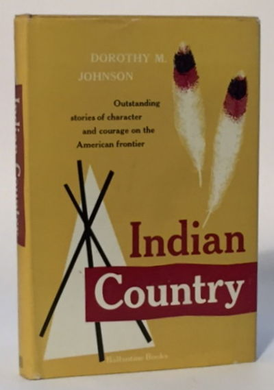 Indian Country, Johnson, Dorothy