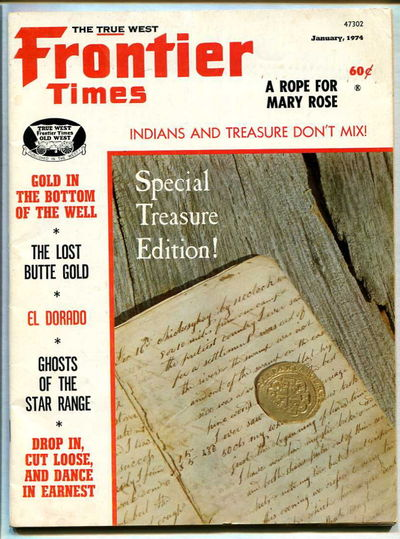 Frontier Times, Wagner, Pat