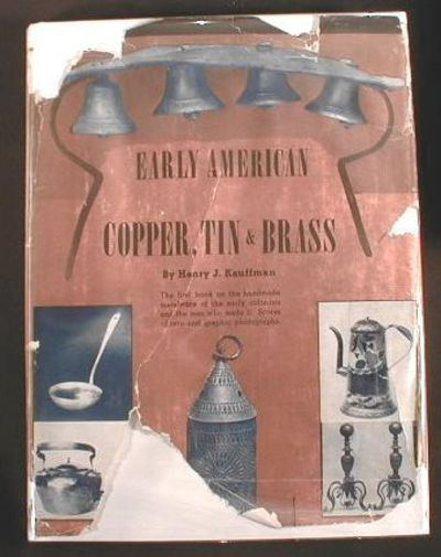 Image for Early American Copper, Tin and Brass