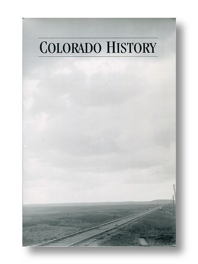 Colorado History   No. 12