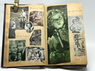 Scrapbook Movie Stars 1934 11937