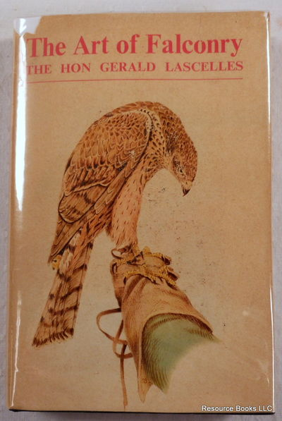 The Art of Falconry, Lascelles, Hon Gerald