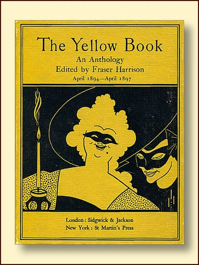 The Yellow Book An Illustrated Quarterly, Harrison, Fraser (ed)