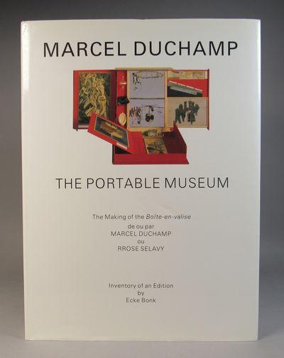 Image for Marcel Duchamp: The Portable Museum - The Making of the Boite-en-valise de ou par Marcel Duchamp ou Rrose Selavy. Inventory of an Edition. (The Making of the Bo?te-en-valise de ou par Marcel Duchamp ou Rrose Selavy.)