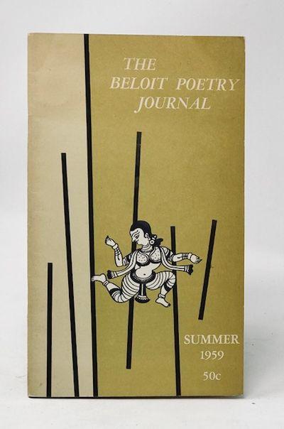 The Beloit Poetry Journal Volume 9 No. 4