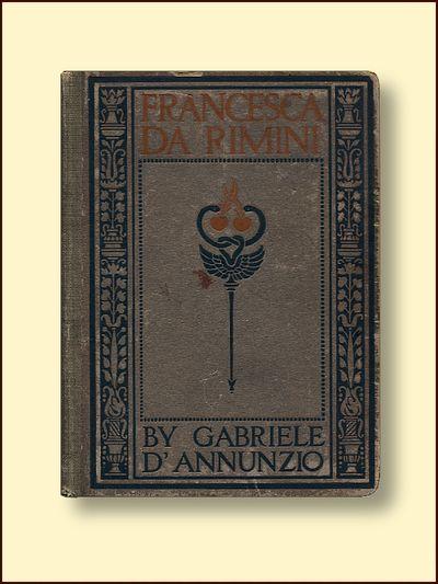 Francesca Da Rimini, D'Annunzio, Gabriele