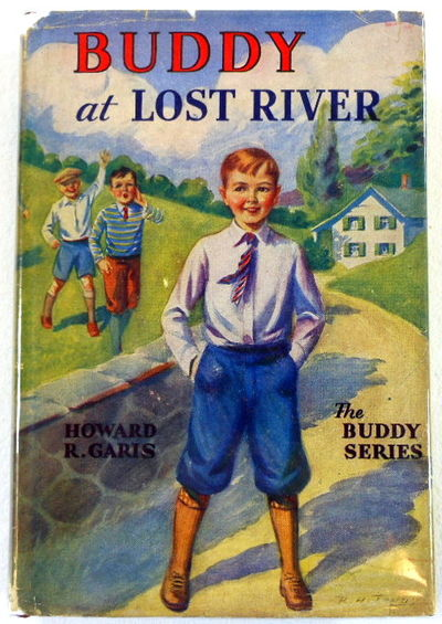Buddy at Lost River; or A Boy and a Gold Mine. Buddy Books No. 14
