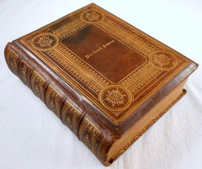 The Holy Bible [King James Version] [Harding's Superfine Edition]. Containing the Old and New Testaments, Translated out of the Original Tongues..., Bible in English