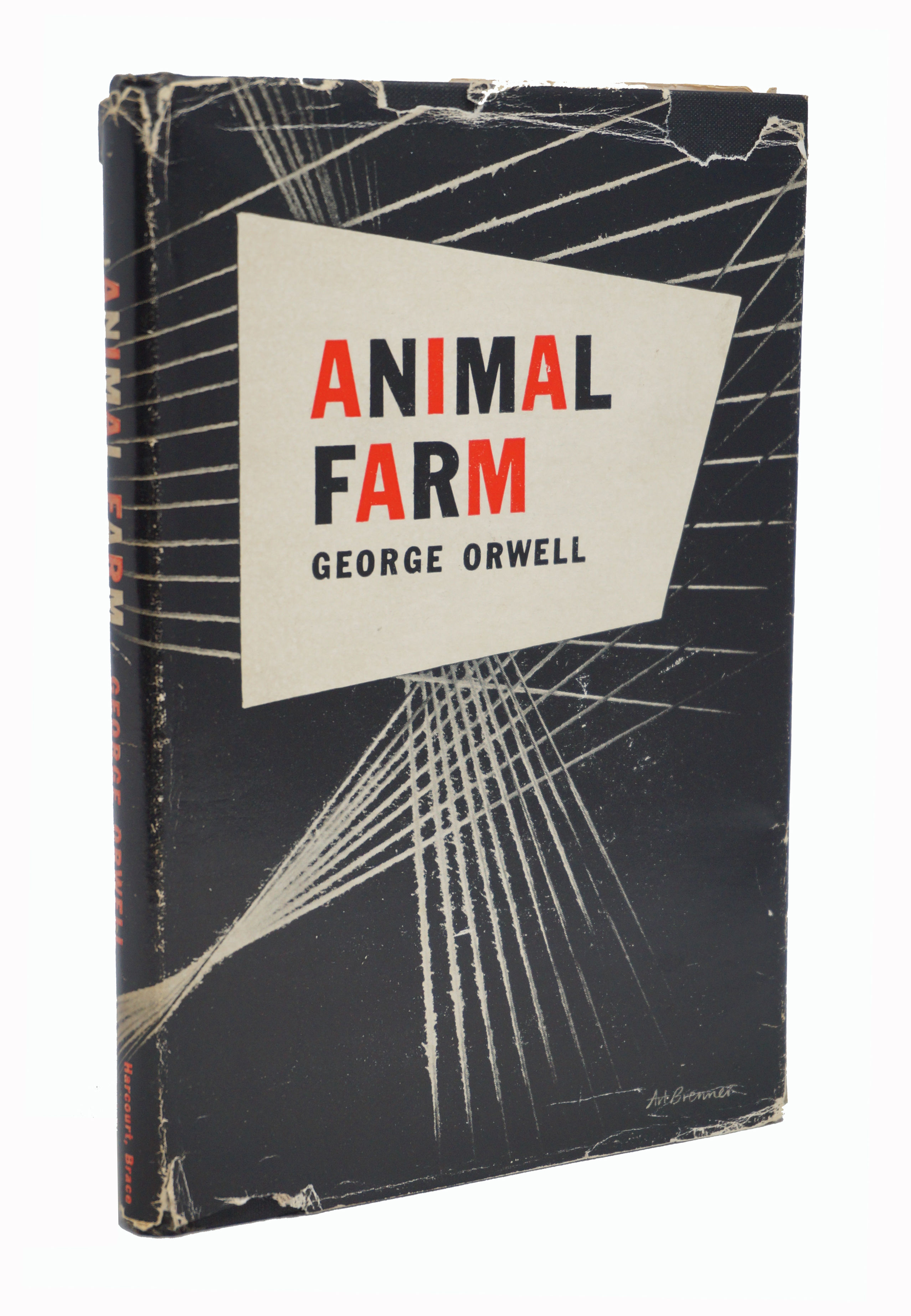 an overview of the idea of utopia in the novel animal farm by george orwell Why did george orwell write animal farm  farm,' i must explain some of the history from the time george orwell lived in the novel - 'animal farm.