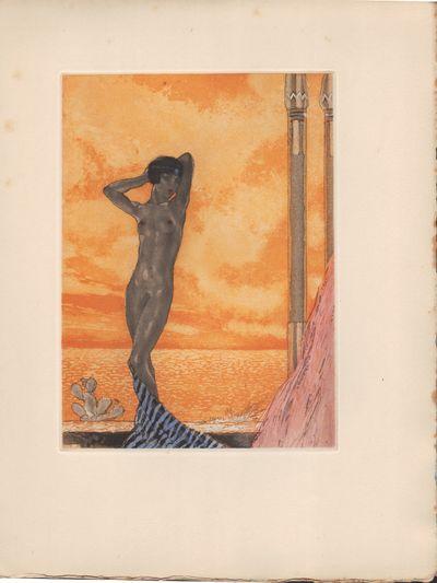 Image for Aphrodite. Moeurs antiques. Eaux-fortes originales en couleurs graves par  Edouard Chimot.