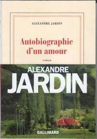 Jardin alexandre marelibri for Alexandre jardin books
