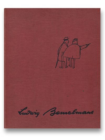 THE BEST OF TIMES : An Account of Europe Revisited (association copy Douglas Fairbanks), Bemelmans, Ludwig