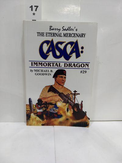 Image for Casca:  Immortal Dragon #29