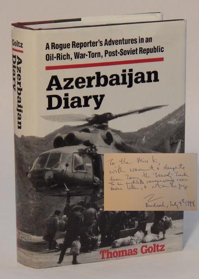 Azerbaijan Diary, Goltz, Thomas