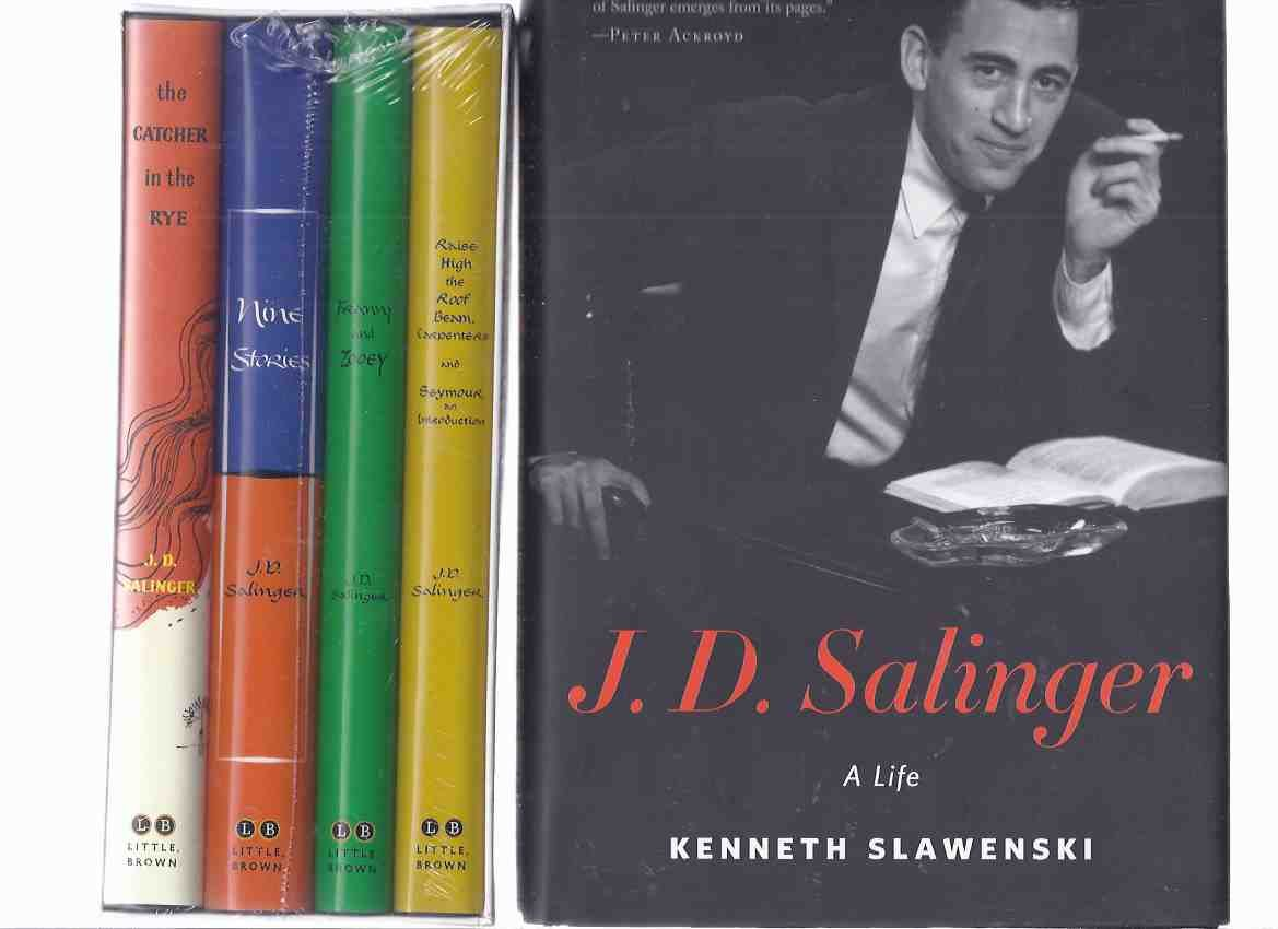 J D Salinger: A Life ---with a boxed set of Catcher in the ...