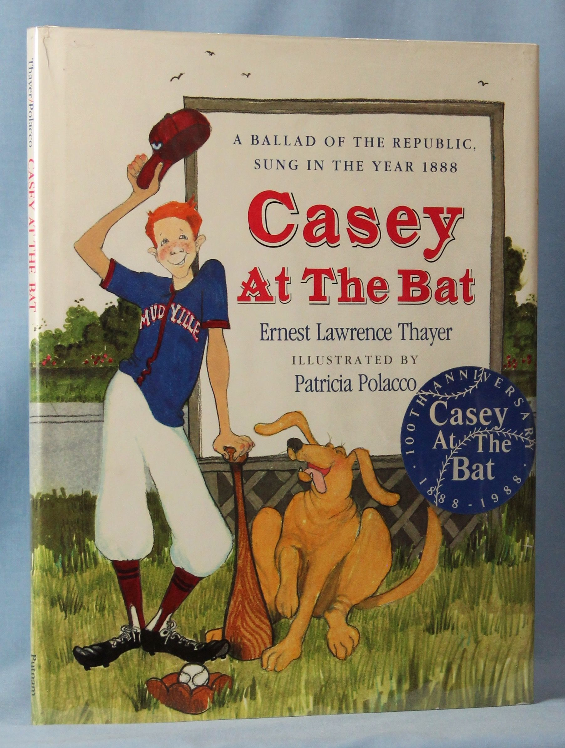 Image for Casey at the Bat (Signed)