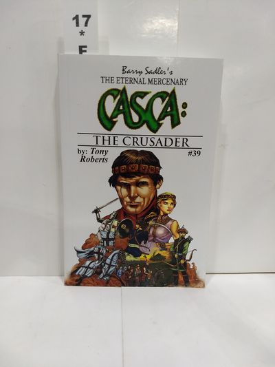 Image for Casca:  The Crusader #39