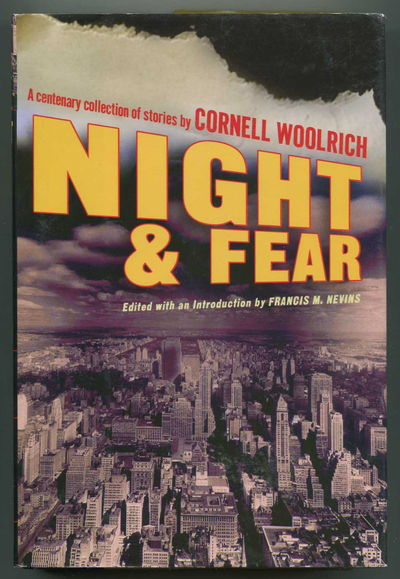 Night & Fear, Woolrich, Cornell