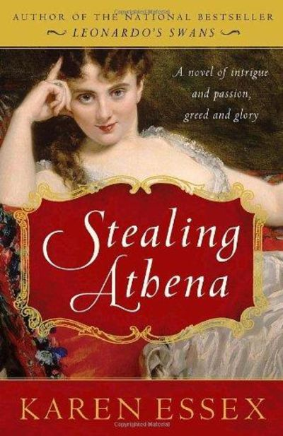 Image for Stealing Athena (SIGNED)