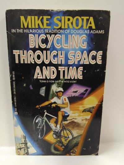 Image for Bicycling Through Space and Time