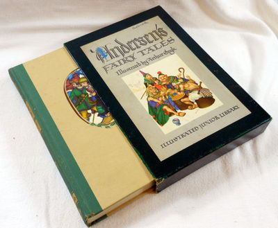 Andersen's Fairy Tales. Illustrated Junior Library, Andersen, Hans Christian. Illustrated By Arthur Szyk. Translated By Mrs. E.V. Lucas and Mrs. H.B. Paull