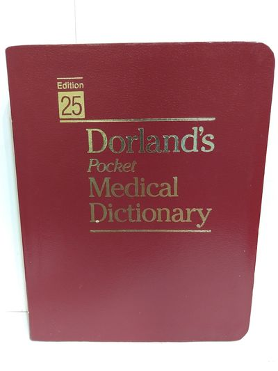 Image for Dorland's Pocket Medical Dictionary (dorland's Pocket Medical Dictionary