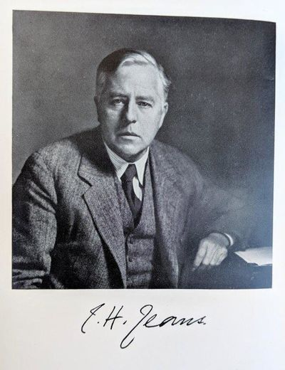 Image for Sir James Jeans, a biography. With a memoir by S.C. Roberts.