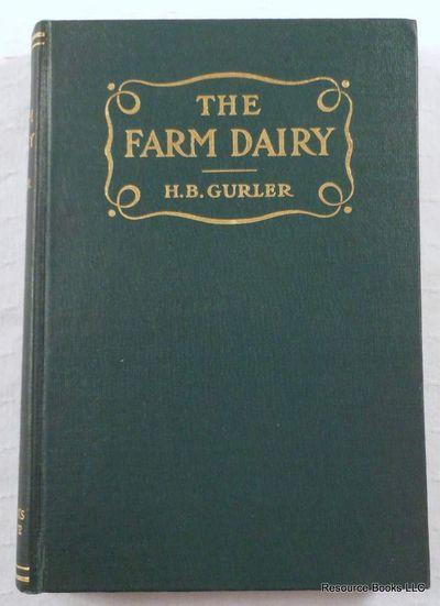 The Farm Dairy, Gurler, H. B.