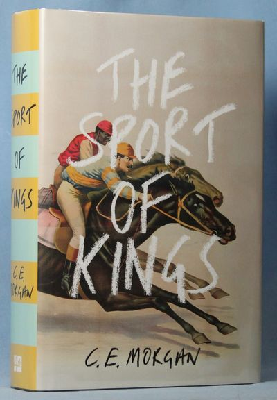 The Sport of Kings (Signed, Numbered), Morgan, C. E.