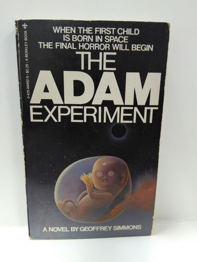 Image for The Adam Experiment