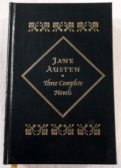 Three Complete Novels: Sense and Sensibility; Emma; Pride and Prejudice, Austen, Jane