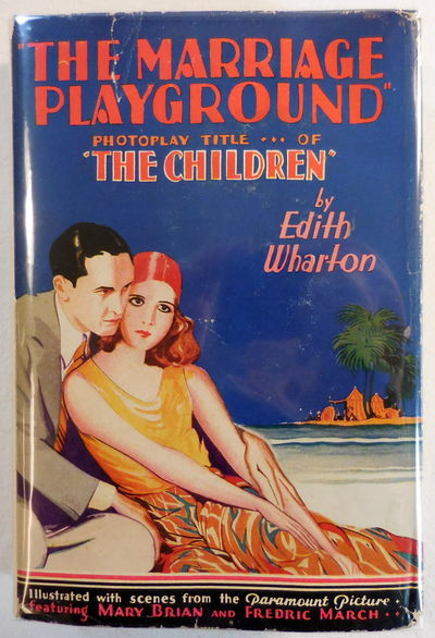 The Marriage Playground. Photoplay Title of The Children