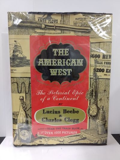 Image for The American West: The Pictorial Epic of a Continent