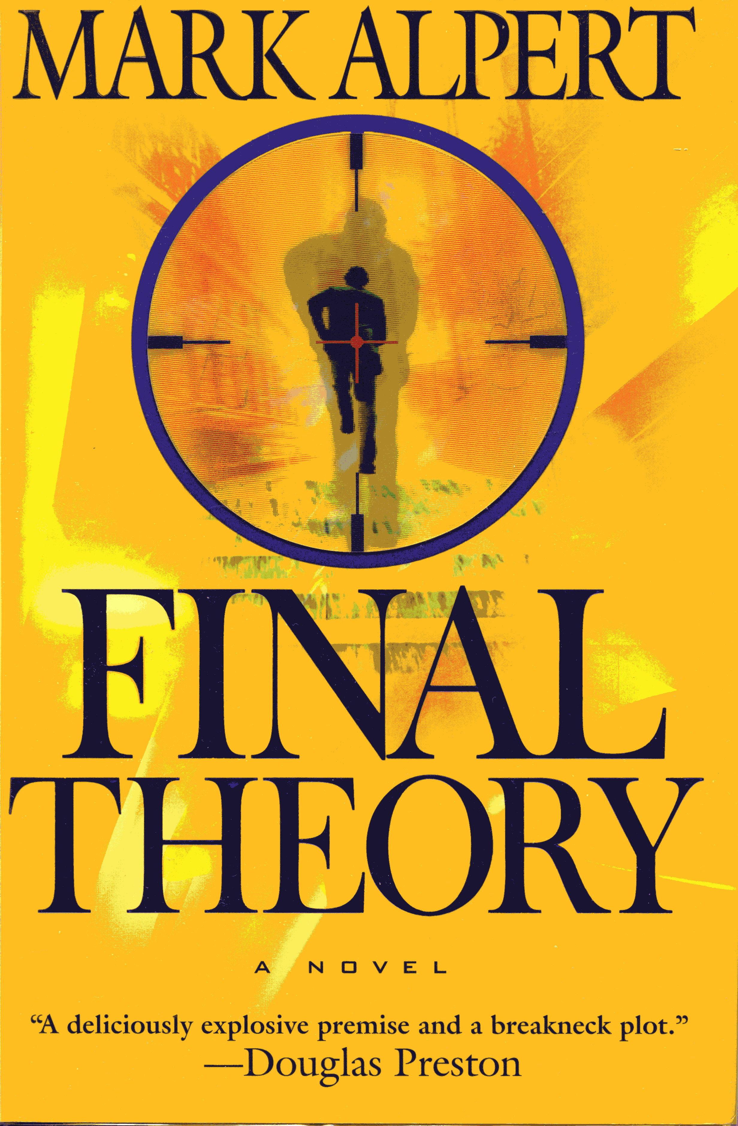 Image for Final Theory: A Novel
