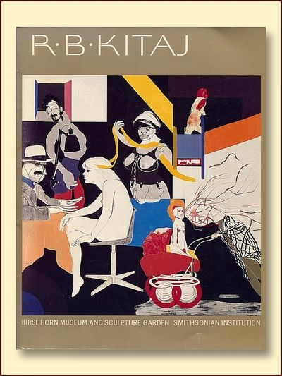 R.B. Kitaj Exhibition Catalog Hirshhorn Museum and Sculpture Garden, Shannon, Joe