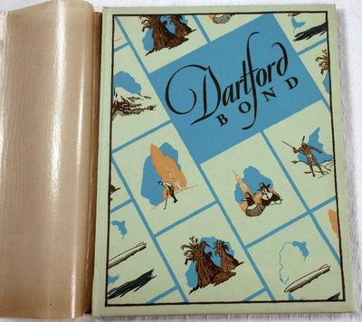 Dartford Bond. By the Makers of Old Hampshire. Paper Specimen Book, Hampshire Paper Company. Specimen Book