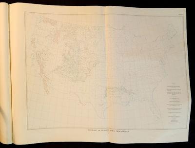 Paleotectonic Maps Jurassic System, Map I-175, McKee, Edwin D., et al.