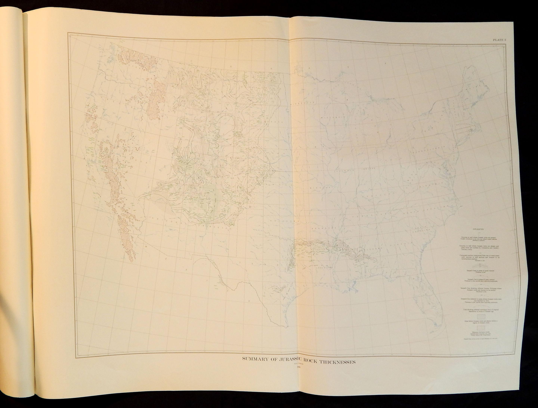 Image for Paleotectonic Maps Jurassic System, Map I-175